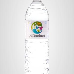Botella Peñaclara PET 1,5l
