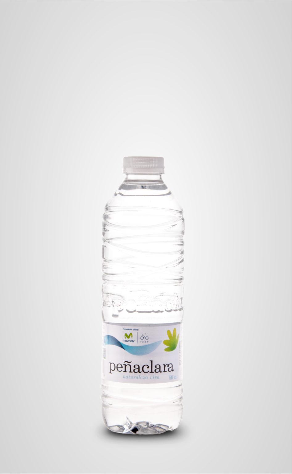 Botella 50cl hoja Peñaclara