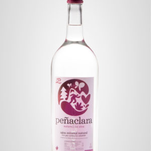 Botella 1L gas Peñaclara
